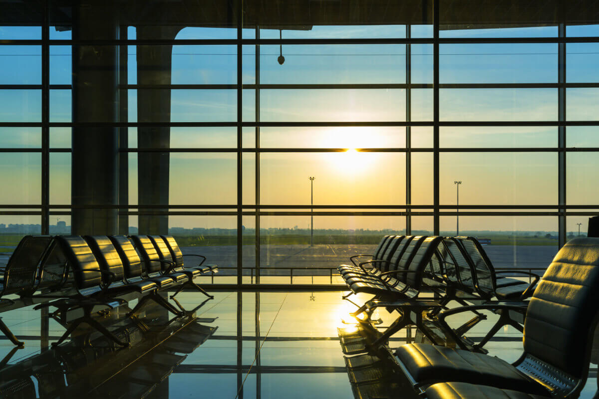 Overseas Contract - Airport Lounge