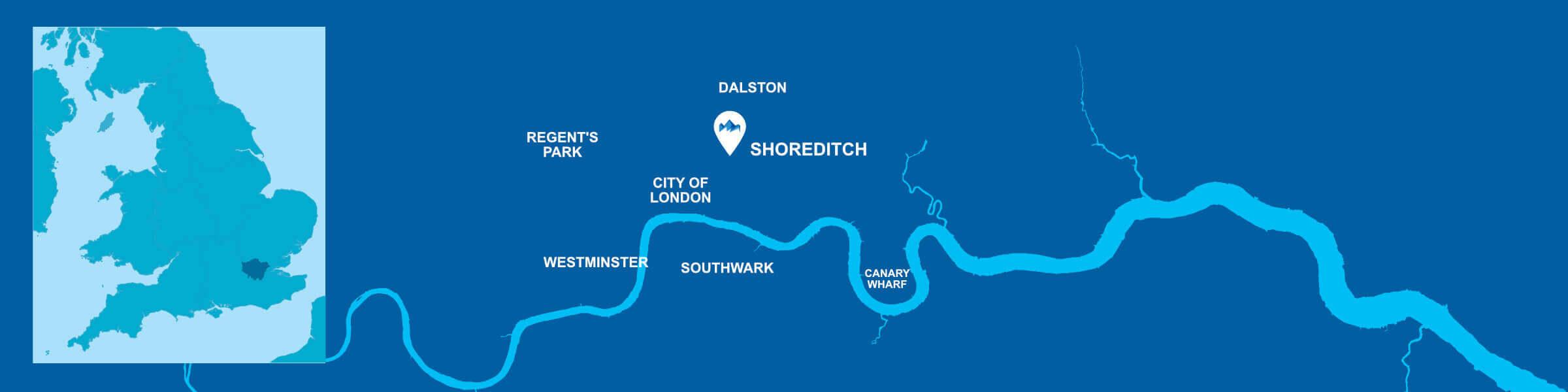 Contact Freemont Associates - Map